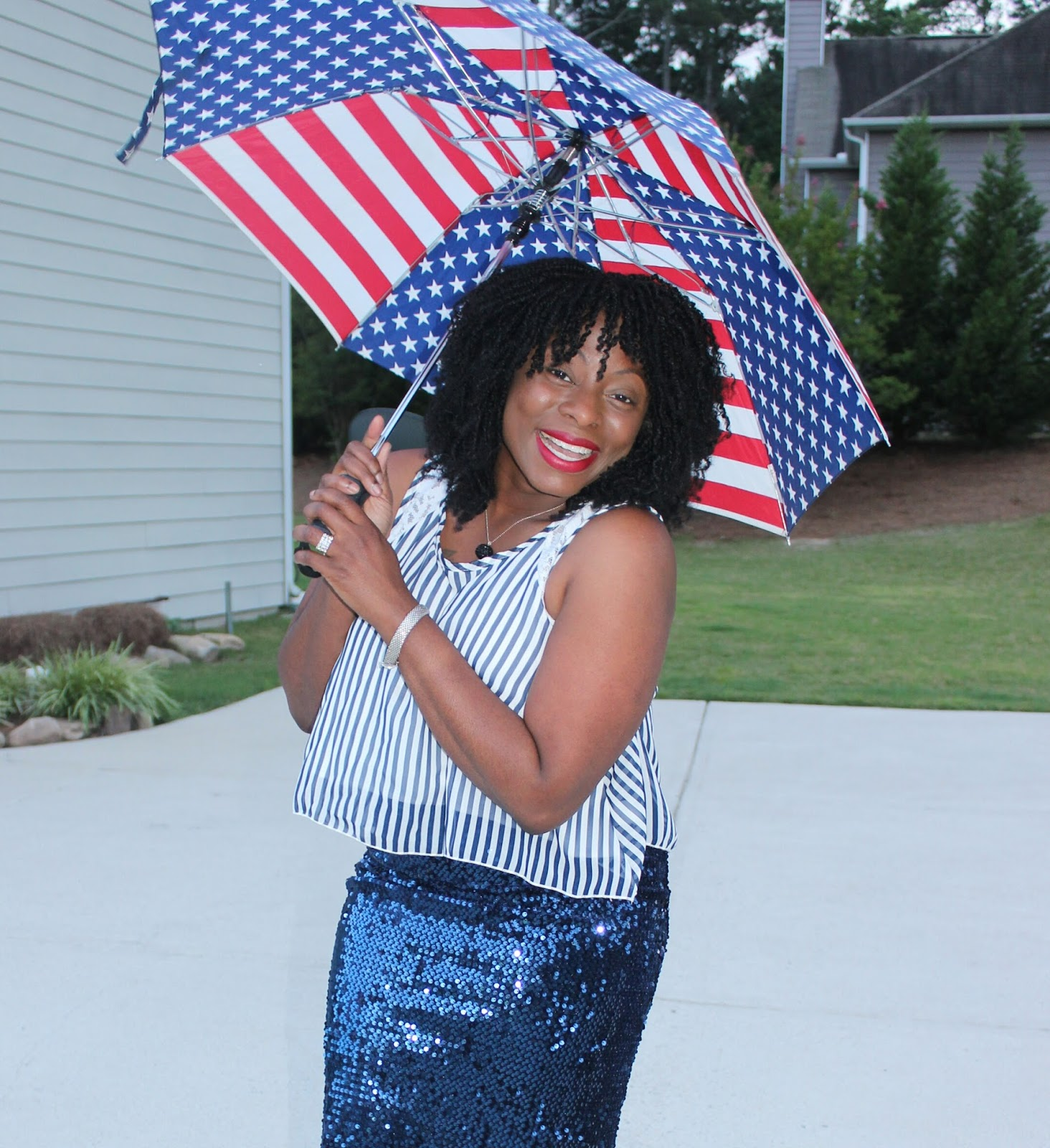 JustJewels4U: Vintage and Thrift: Red White Blue & Thrift - photo#12