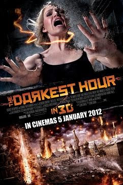 Darkest Hour 3D 2011 movie poster film review