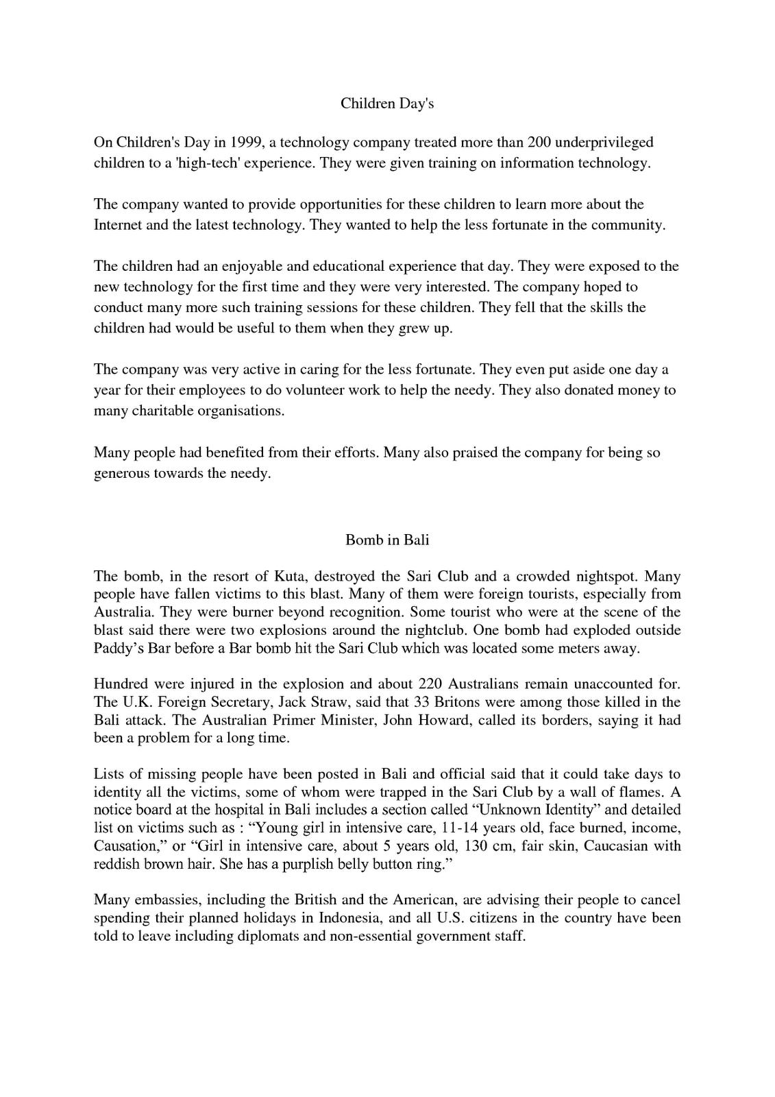 2012 · Recount text Presentation Transcript. Example of recount text ...