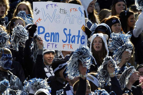 12th, 2011, game was Penn State's first time playing in decades without ...