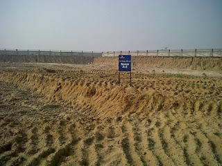 Golf Country, Yamuna Expressway :: Construction Status on July 2014 :-Tower A-3 Studio 590 sq ft
