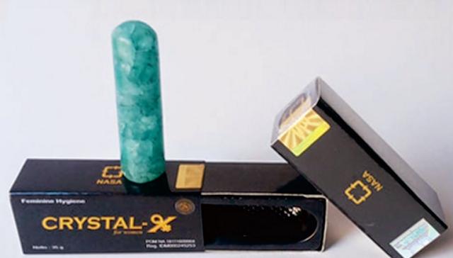 Jual Crystal X Asli Yogyakarta