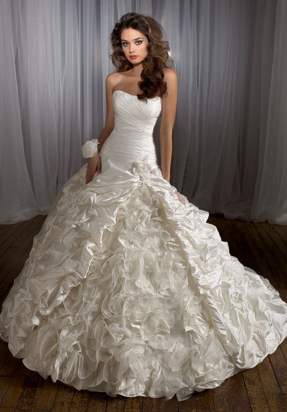 Whiteazalea ball gowns ball gown wedding dresses help you for Elegant ball gown wedding dresses