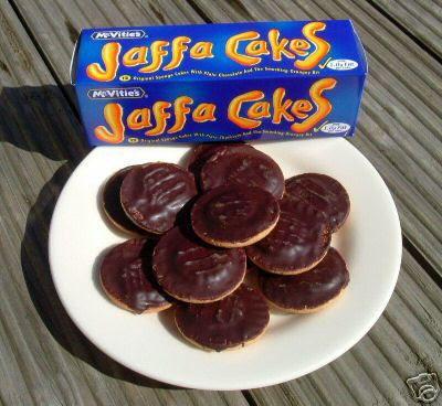 Delicious Jaffa Cake Pictures