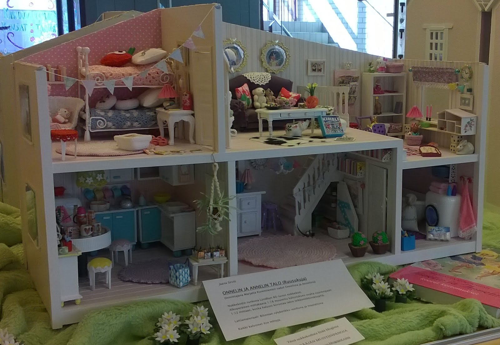Ruusukuja, Onnelin ja Annelin talo