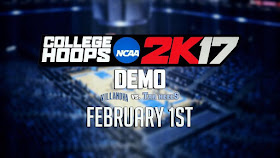 College Hoops 2K17 (DEMO)