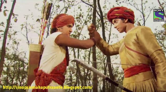 Sinopsis Mahaputra Episode 165