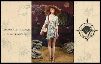 "SRETSIS ""Children Of The Stars"" Autumn / Winter 2013"
