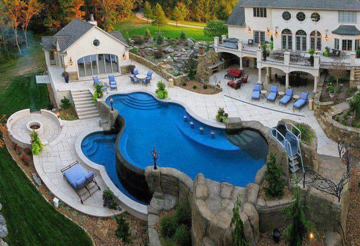 Elegant Pool Designs