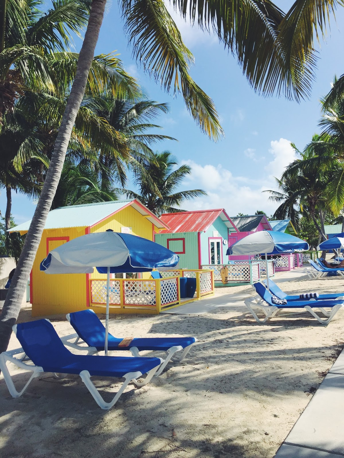 what to do on cruise ship, princess cays, caribbean cruise travel guide
