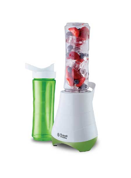 Russell Hobbs 21350-56 Standmixer Mix & Go/Smoothie Maker mit 0,4 PS Power-Motor