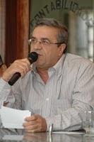 São José do Egito: Evandro Valadares é o candidato das oposições