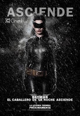 Posters Batman El Caballero de la noche asciende