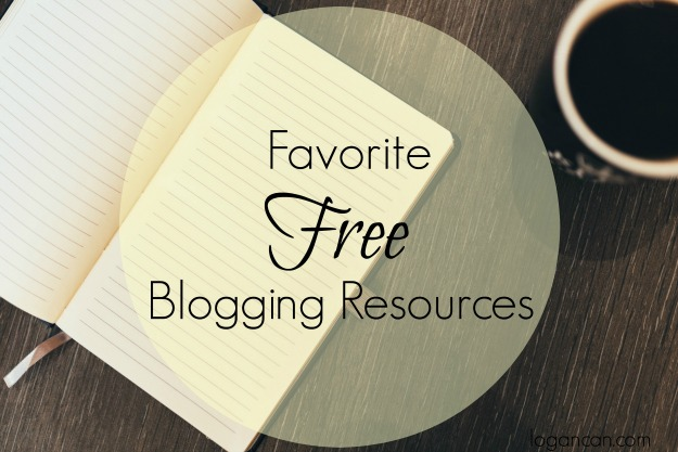 Favorite Free Blogging Resources