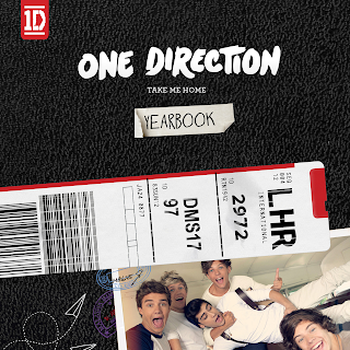 one direction, 1d, take me home, cover,yearbook edition,harry styles, liam payne, louis tomlinson, niall horan, zayn malik