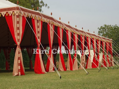 Aesthetic Maharaja Tents