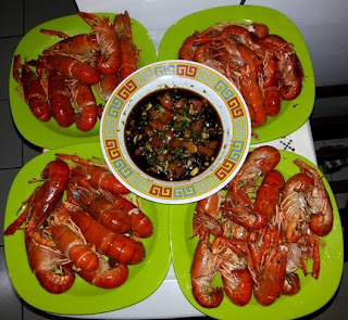 Resep Lobster Air Tawar Bakar