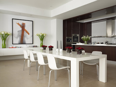 Gambar Ruang Makan Minimalis