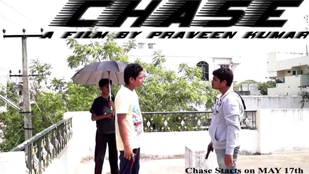 CHASE Telugu Short Film By Praveen Kumar