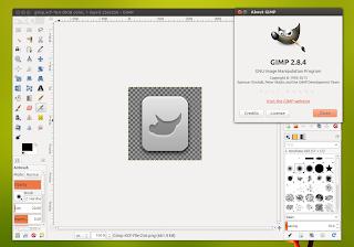 gimp 2.8.4