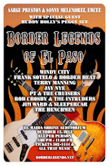 BORDER LEGENDS OF EL PASO