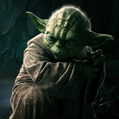 Yoda iPad Wallpaper