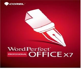 Corel WordPerfect Office X7 free download