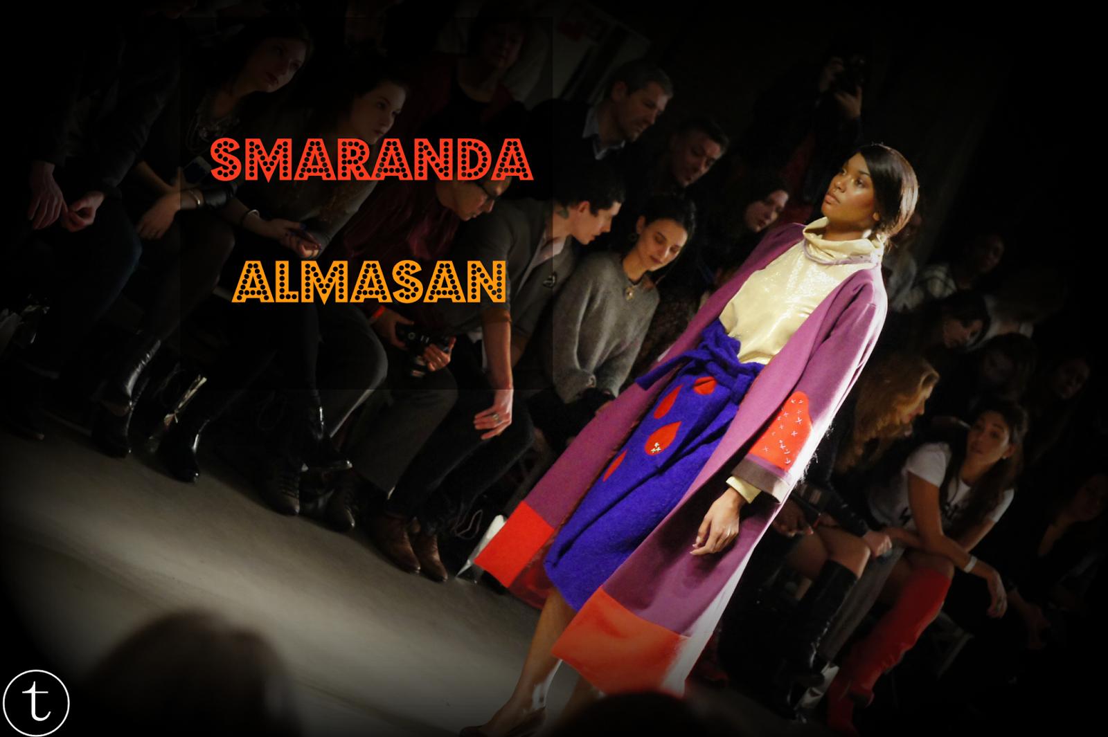 amsterdam fashion week smaranda almasan