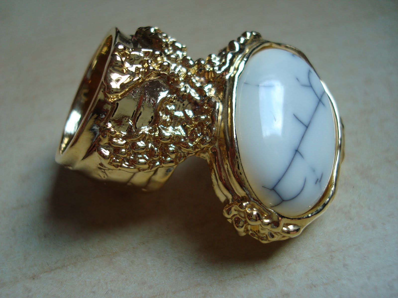 yves st laurent bag - best trend fashion 2012: YSL Arty Ring Lookalike