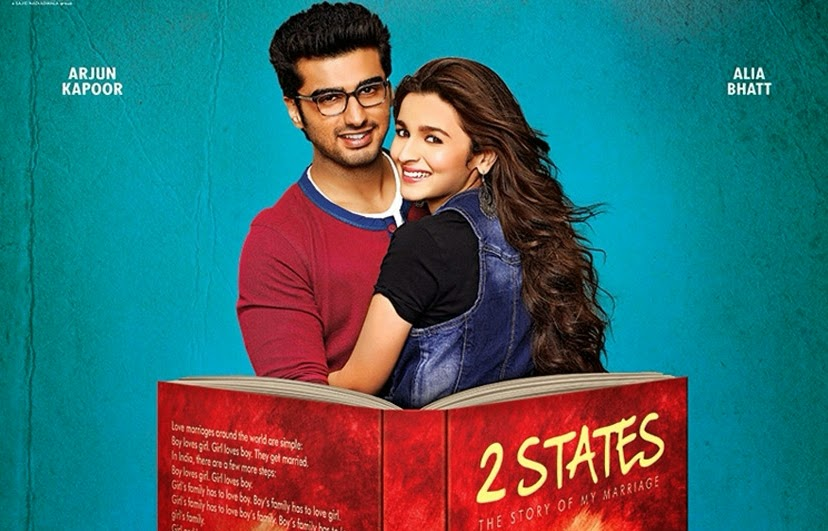 2 States (2014) Hindi Full Movie Watch Online