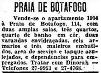 Moradia carioca, ontem e hoje