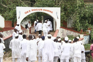 Burial Ceremony of Late Ooni of Ife, Oba Okunade Sijuwade