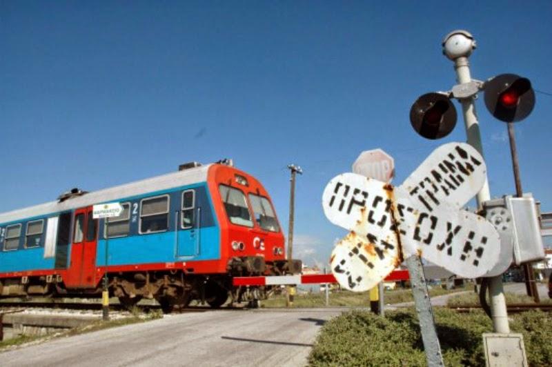 Πανικός στο τρένο για το Βόλο! Εκτροχιάστηκε ένα βαγόνι - Σώοι οι επιβάτες