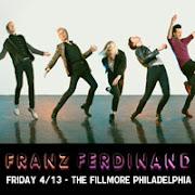 Franz Ferdinand 3/13/18