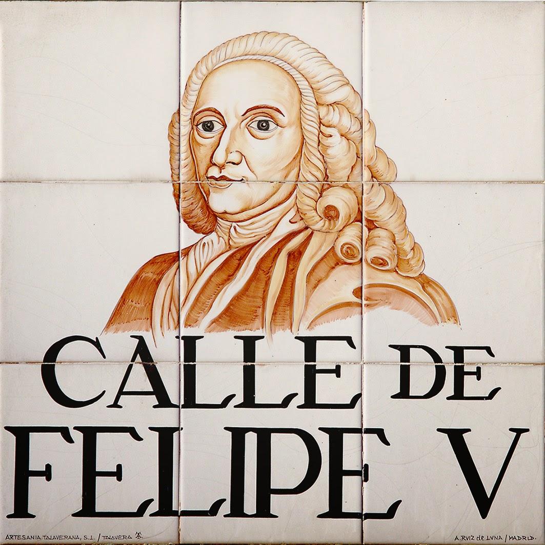 Calle de Felipe V