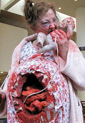 sc 1 st  The Spooky Vegan & The Spooky Vegan: 31 Days of Halloween: Creative Zombie Costumes