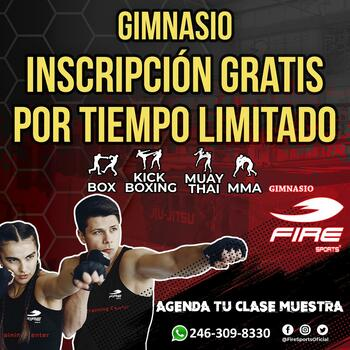 FIRE SPORTS TLAXCALA