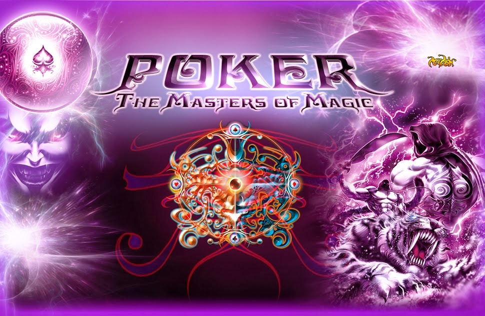 POKER - The Masters of Magic - © Michele Condosta