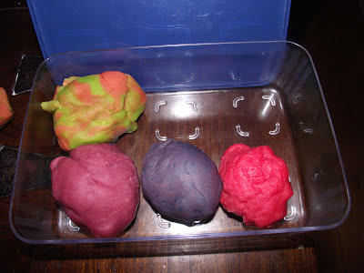 playdough gift for kids