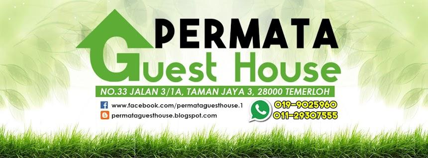 Permata Guest House Temerloh,Pahang