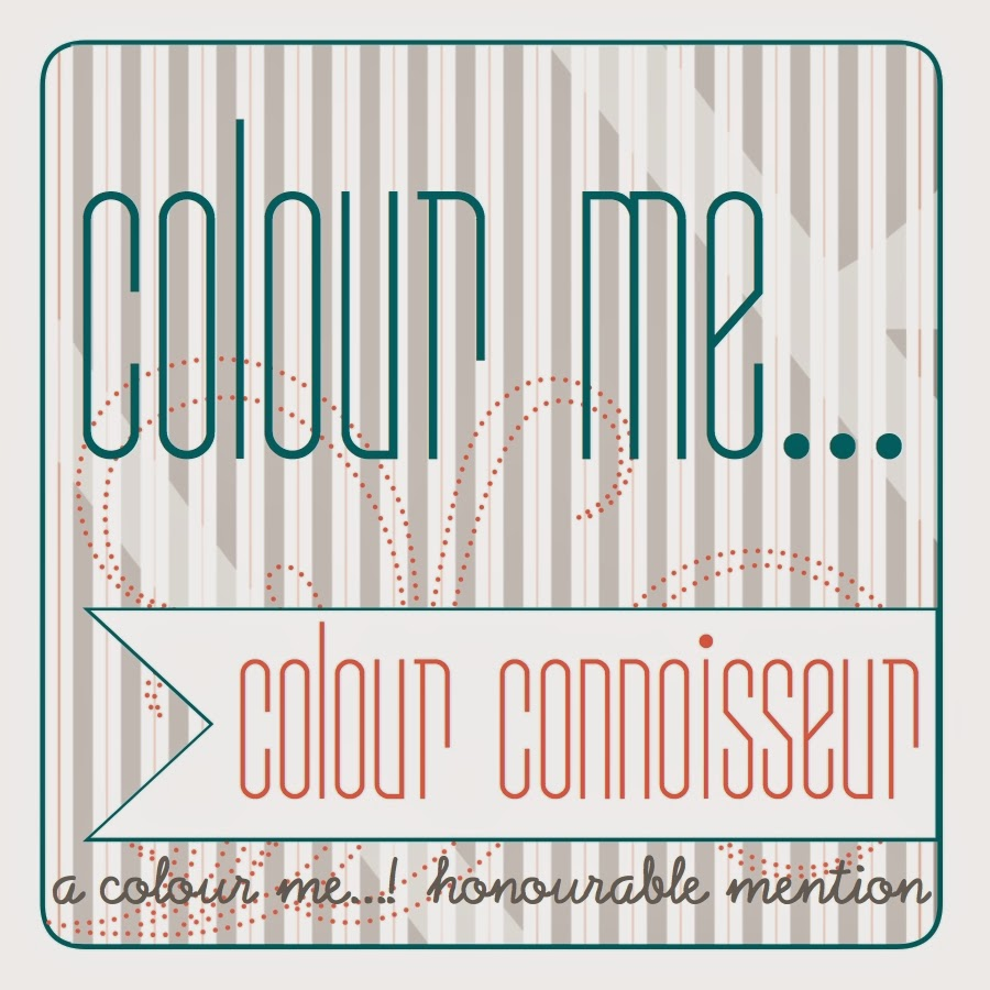 Colour Me - CMCC#58 - Honorable Mention