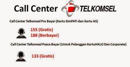 Call Center Telkomsel; Layanan Informasi Untuk Pelanggan