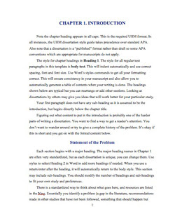 phd thesis introduction chapter Introduce your thesis chapter one is important your first chapter is extremely important because it sets the scene and the tone for the thesis it is your first real opportunity to highlight the importance and value of your work and to contextualise it, all in a well-written, clear and interesting manner this is the first impression.