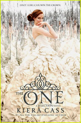 The One by Kiera Cass book cover