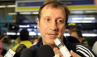"""Perazzo: """"Le ganamos a un rival difícil en un partido vibrante"""""""