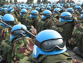 DÍA INTERNACIONAL DEL PERSONAL DE PAZ DE LAS NACIONES UNIDAS ONU - PEACEKEEPER. 29 de Mayo.