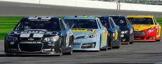 NASCAR Preseason Testing