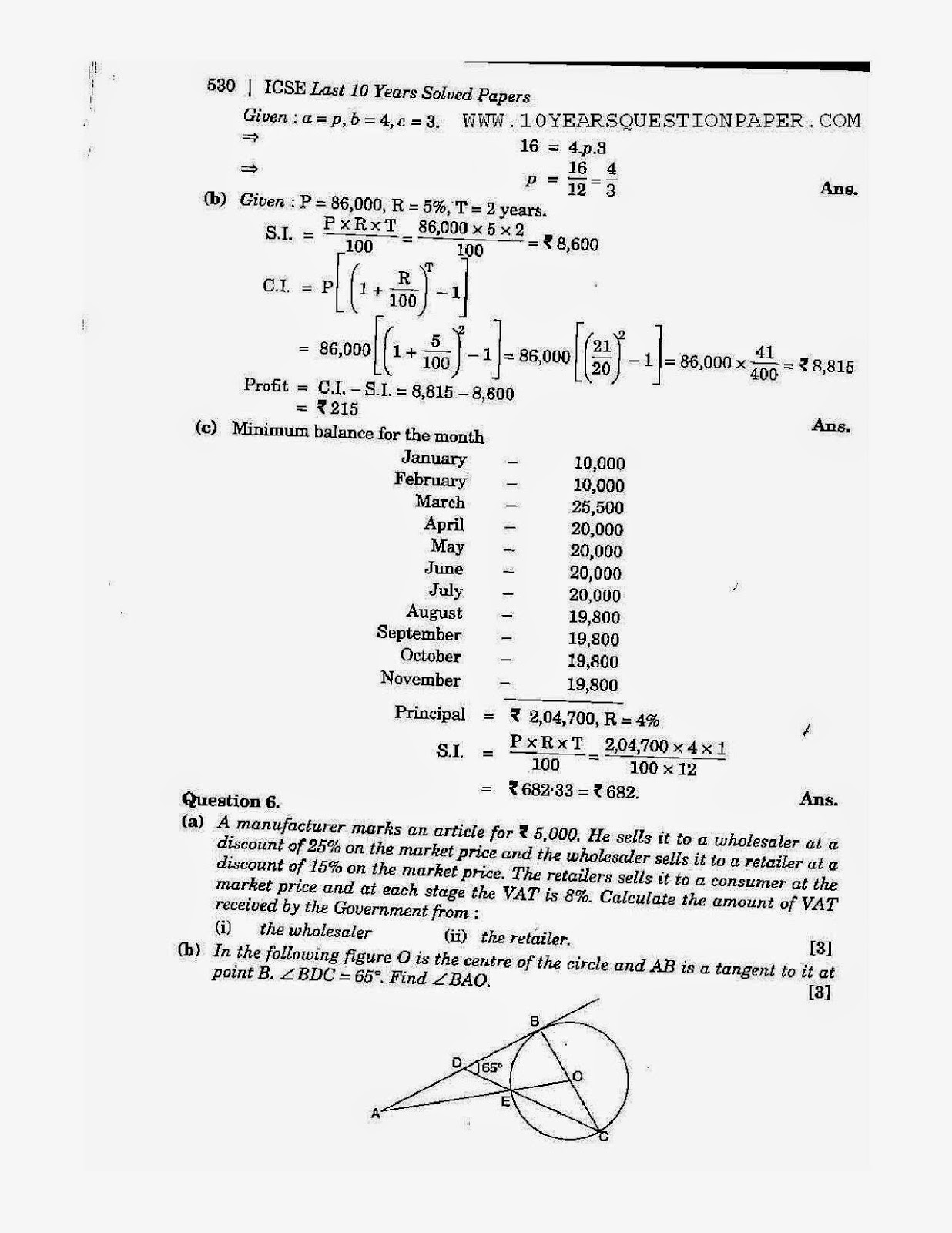 Grade 12 Past Exam Papers ( with memos )