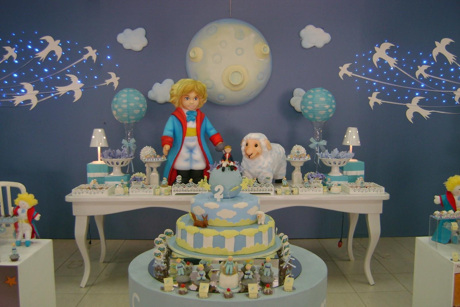 Quarto Infantil O Pequeno Principe ~ Cotidiano Materno Tema de festa  O Pequeno Pr?ncipe