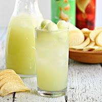 Honeydew Melon Agua Fresca